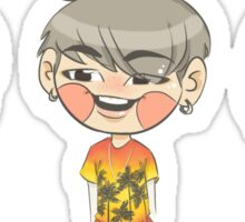 Fire Outfits - Suga Sticker