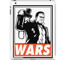 Frank West Wars Obey Design iPad Case/Skin