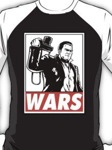 Frank West Wars Obey Design T-Shirt