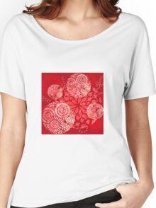 The Red Garden Women's Relaxed Fit T-Shirt