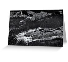 Kerry Cliffs III Greeting Card
