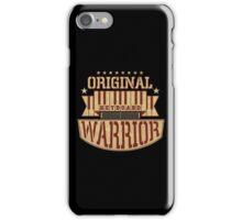 Keyboard Warrior iPhone Case/Skin