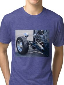 1932 Ford 5-Window Coupe Tri-blend T-Shirt