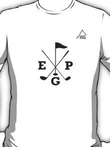 Golf - East Peak Apparel - Flag & Club Print T-Shirt
