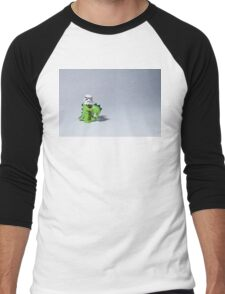 Embrace your wild side Men's Baseball ¾ T-Shirt
