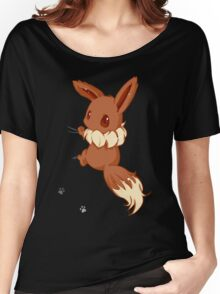 Cute Eevee Women's Relaxed Fit T-Shirt