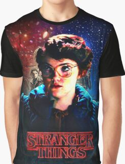 Stranger Things - Barbara Graphic T-Shirt