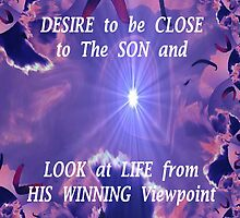 THE WINNING VIEWPOINT by Lorraine Wright