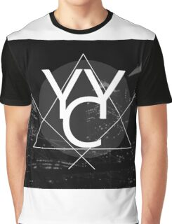YYC Night Graphic T-Shirt