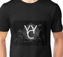 YYC Night Unisex T-Shirt