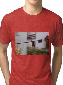 Bird on the wire Tri-blend T-Shirt