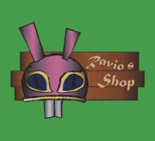 Ravio's Shop  by evanmayer