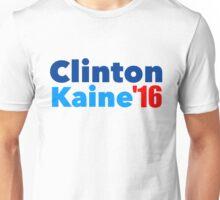 Hillary Clinton Tim Kaine 2016  Unisex T-Shirt