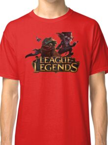 Kled and Skaarl - League of Legends Classic T-Shirt