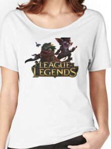Kled and Skaarl - League of Legends Women's Relaxed Fit T-Shirt