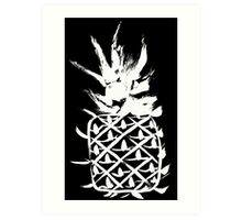Love pineapple Art Print