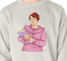 Barb from Stranger Things Portrait Pullover