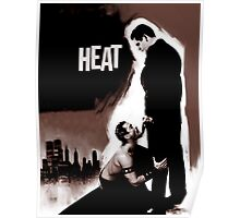 Heat (from the CineManArt series) Poster