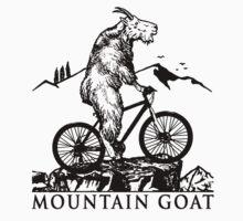 Mountain Goat One Piece - Short Sleeve