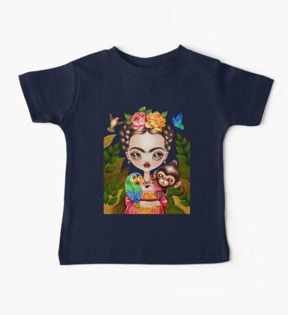 Frida Querida Baby Tee