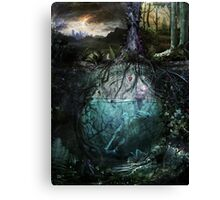 Alive Inside Canvas Print