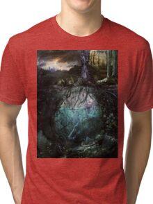 Alive Inside Tri-blend T-Shirt