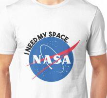 NASA- I Need My Space Unisex T-Shirt