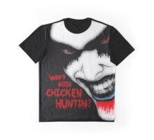 Chicken Huntin Graphic T-Shirt