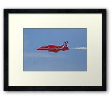 Red Arrows Farnborough Airshow Framed Print