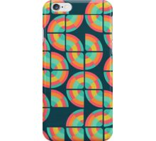 An abstract topography iPhone Case/Skin