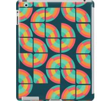 An abstract topography iPad Case/Skin