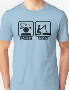 Fishing: Problem Solved T-Shirt