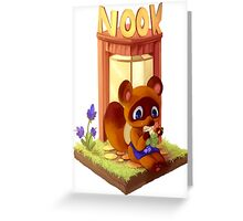 Animal Crossing: Timmy Greeting Card