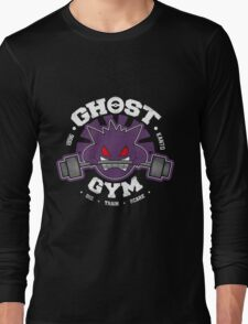 Ghost Gym Long Sleeve T-Shirt