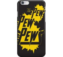 THE PEW iPhone Case/Skin