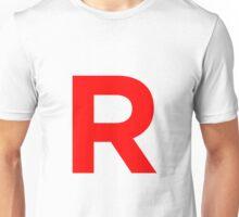 Team Rocket Pokemon Logo Unisex T-Shirt