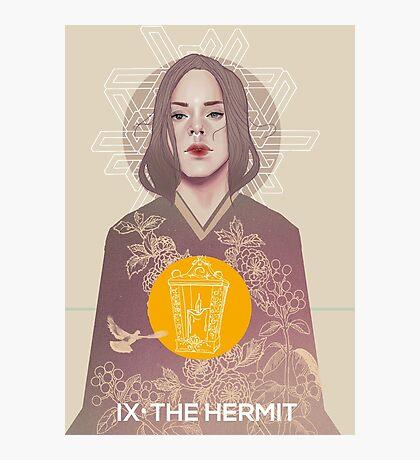 HERMIT Photographic Print