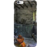 Victorian Slate Workshop iPhone Case/Skin