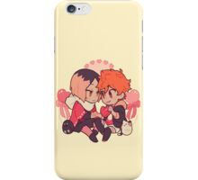 Valentine KNHN 2016 iPhone Case/Skin