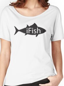 ifish Women's Relaxed Fit T-Shirt