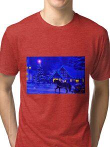 Oh Holy Night Tri-blend T-Shirt