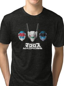 Macross Classics Tri-blend T-Shirt