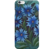 Cornflowers iPhone Case/Skin