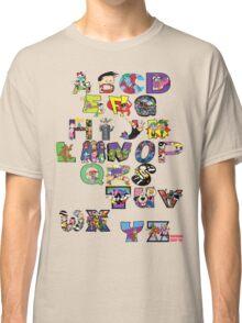 Saturday Morning Cartoons! Classic T-Shirt