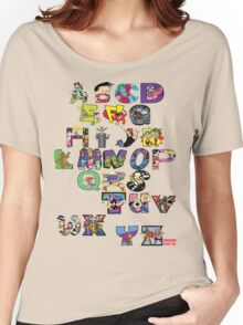 Saturday Morning Cartoons! Women's Relaxed Fit T-Shirt