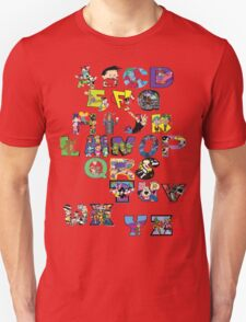 Saturday Morning Cartoons! Unisex T-Shirt