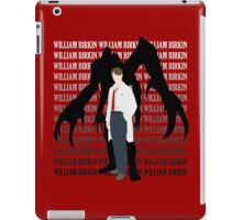 Willaim Birkin Resident Evil 2 iPad Case/Skin