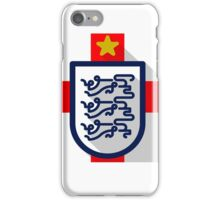 England B iPhone Case/Skin
