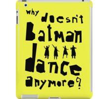 Bat Dance iPad Case/Skin