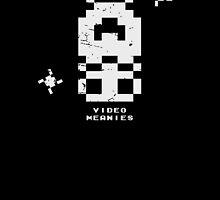 Video Meanies. 80's game on ther commodore by buud